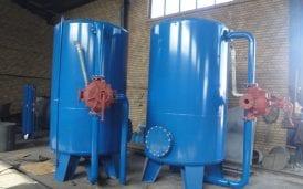 سختی گیر آب رزینی