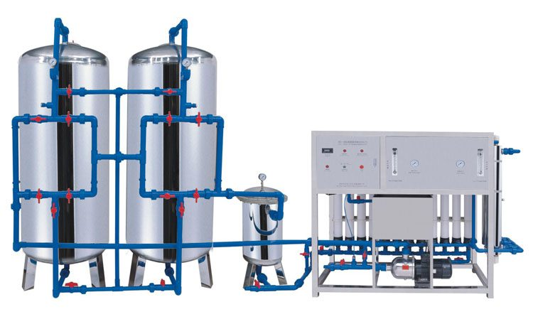 Ultrafiltration in reverse osmosis