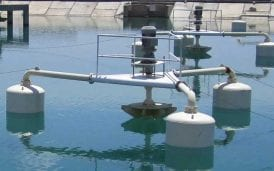 سیستم هوادهی سطحی شناور