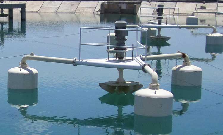 هواده سطحی شناور - گروه صنعتی هفت