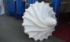 Fixed surface aerator
