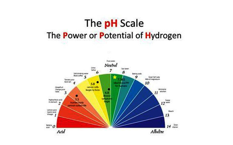 استاندارد ph آب آشامیدنی