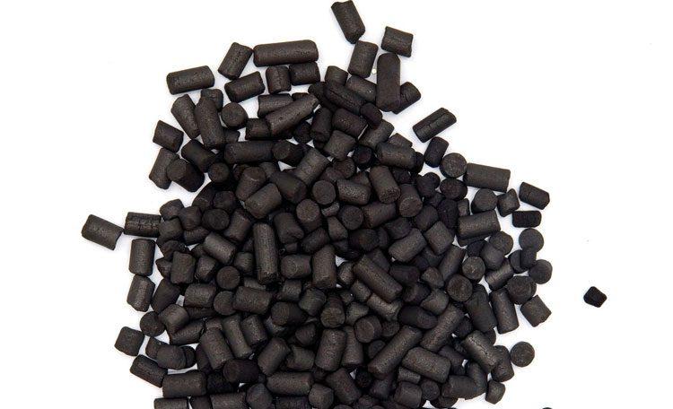 انواع کربن اکتیو