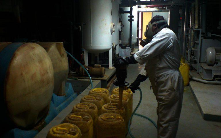 کاربرد گاز کلر در تصفیه آب و فاضلاب