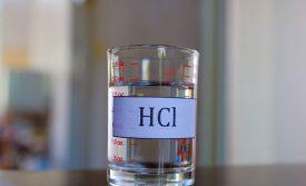 جوهر نمک HCL