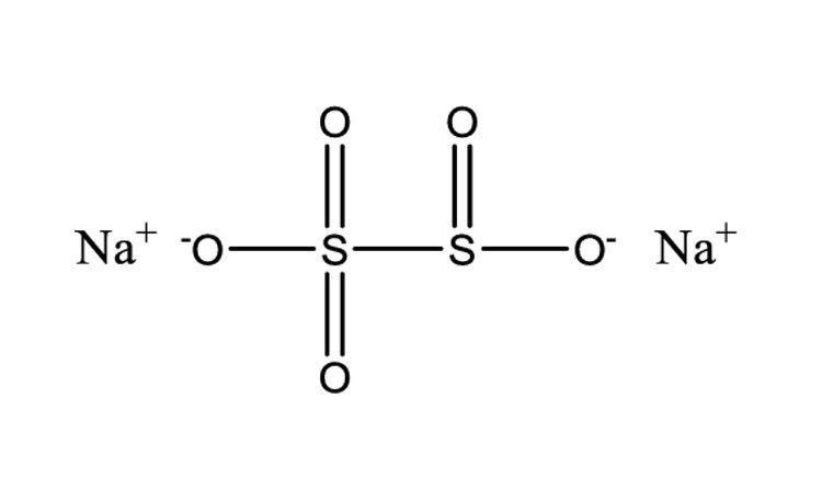 سدیم متا بی سولفیت Sodium metabisulfite