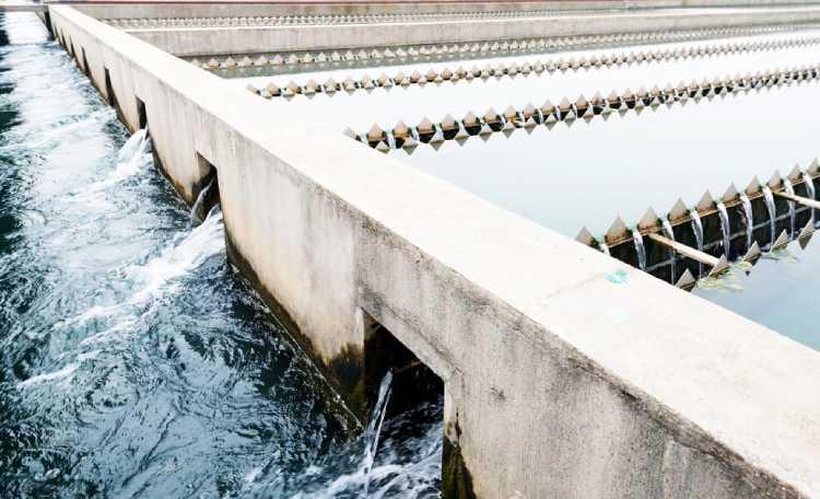 تصفیه فاضلاب برای مدیریت آب